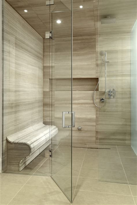 Modern Bathroom Fixtures Toronto by 82 Ave Toronto Modern Bathroom Toronto By