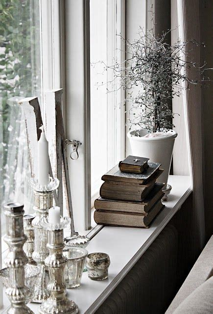 Window Sill Decor by Wish I Had Window Sills Like This My Style In