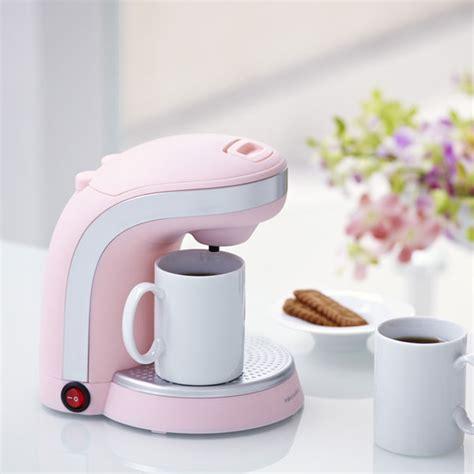 All zakka   Rakuten Global Market: recolte ? rekord ? KAFFE DUO 2 cup coffee maker pink / ivory