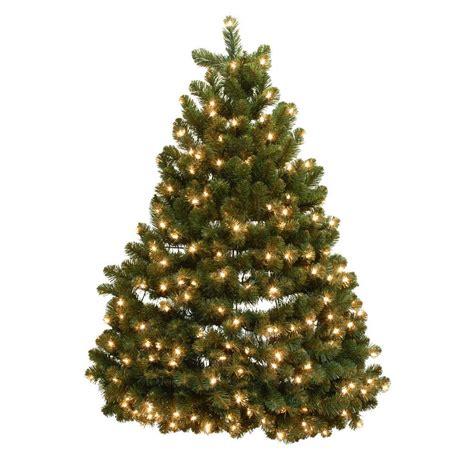 48 inch hamilton pre lit clear wall tree pre lit trees