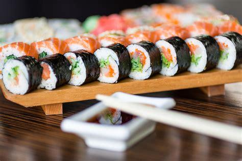 japonais cuisine sushis makis japon stoves