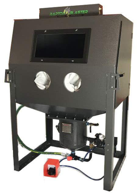 Blast Cabinets by Direct Pressure Blast Cabinet Rb4836dp Raptor Blasting