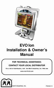 Ruby Tech Pm0426 13 Users Manual Evo Ion Coin In Pmd
