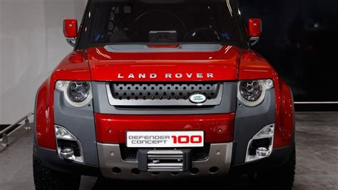 Land Rover The New 20192020 Land Rover Defender Front