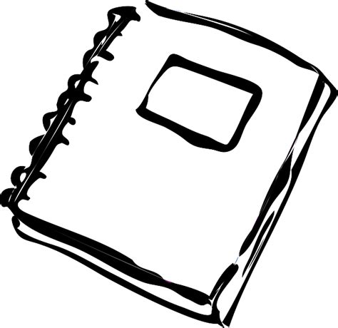 binder clipart black and white the gallery for gt binder clipart black and white