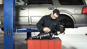 How To Replace A Rear Air Spring On The 2003