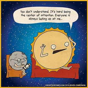 Funny Astronomy Cartoons - Pics about space