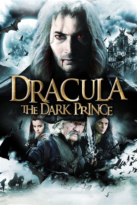 dracula  dark prince   pearry reginald