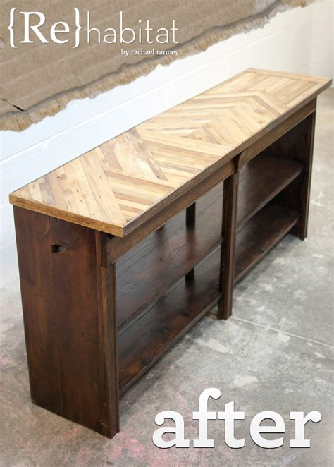 how to build a buffet table how to build diy buffet table pdf plans