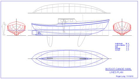 Wooden Boat Design Challenge by New Design Starting Proportions In Boat Design