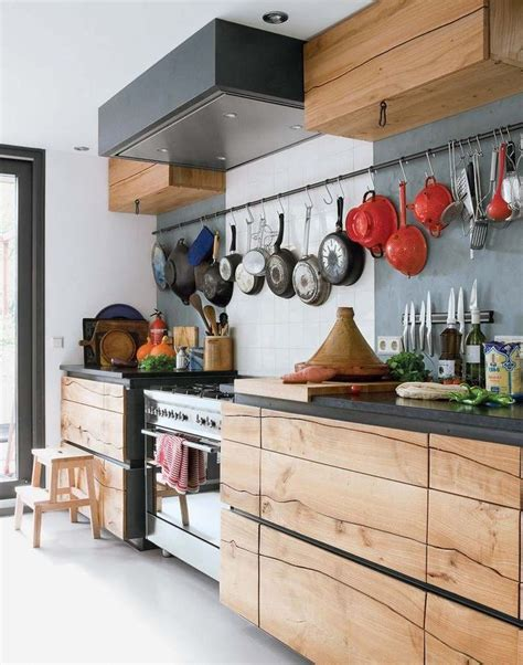 mais cuisine cuisine rustique mais moderne cuisine idées de
