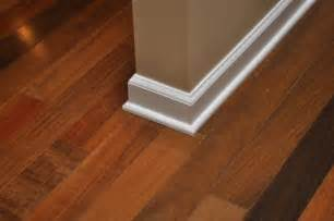 how to install baseboard and shoe molding for hardwood floors one project closer