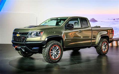 new truck models new 2017 chevy colorado zr2 diesel car models 2017 2018
