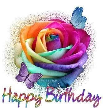 Happy Birthday Roses Images Colorful Happy Birthday Pictures Photos And Images