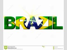 Brazil Football Royalty Free Stock Photography Image