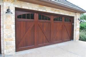 Large Bathroom Mirrors Ideas Sapele Mahogany Carriage House Garage Doors Craftsman Garage By Cowart Door Systems