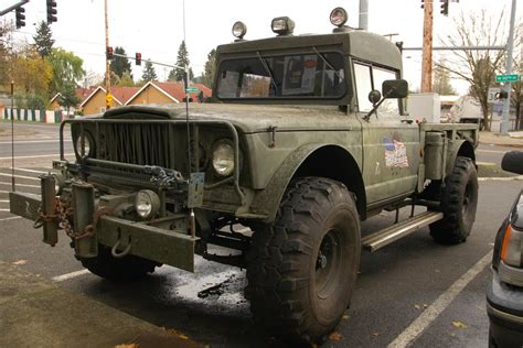 old truck jeep old parked cars 1968 jeep military gladiator