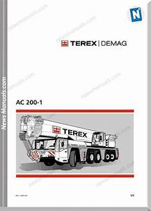 Terex Demag Ac 200