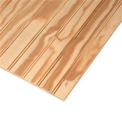 ply bead plywood siding plybead panel common 11 32 in x