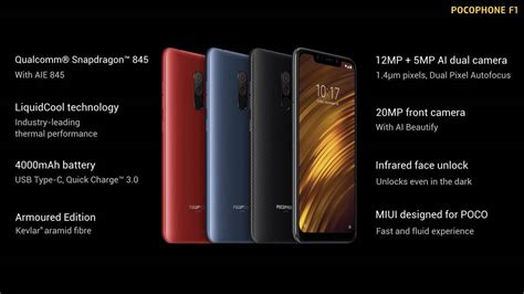pocophone f1 by xiaomi will be ready for global launch