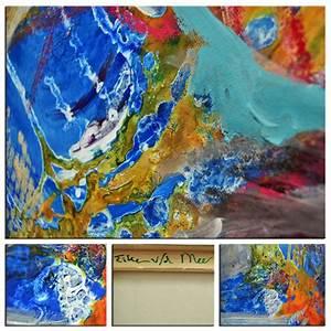 Kunst Online Shop : abstraktes mehrteiliges acrylgem lde e v d meer emotions kunst bis 499 eur shop ~ Orissabook.com Haus und Dekorationen