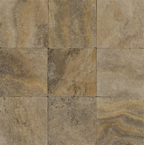 bedrosians pavers travertine philadelphia rust 16 quot x 16