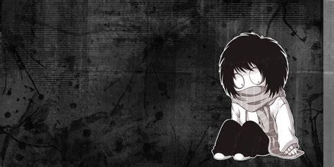 Creepypasta Anime Wallpaper - creepy pasta wallpaper jeff the killer by