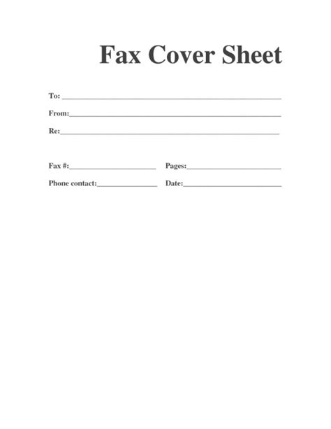 Cover Sheet For Resume Email by Fax Cover Letter For Resume Resume Exles 2017