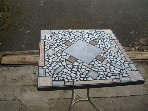 comment faire une mosaique en carrelage faire une table de jardin en mosaique jsscene des id 233 es int 233 ressantes pour la conception