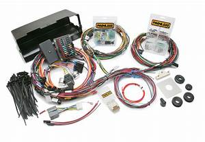 Painless 28 Circuit Wiring Harness For 66