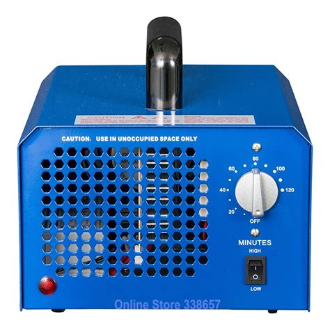 03642 Ozona Blue Coupons by Odor Eliminator Machine Promotion Shop For Promotional