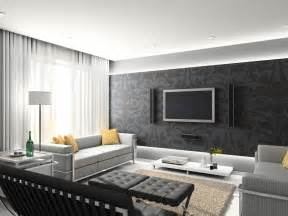wallpaper design for living room that can liven up the room inspirationseek