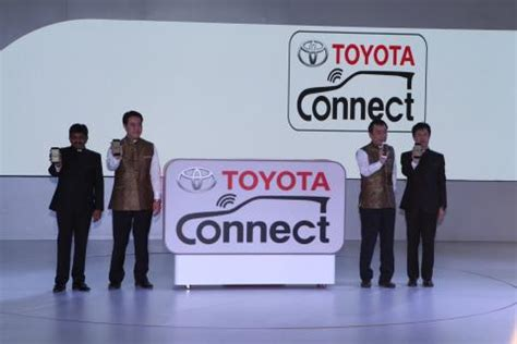 """Dayinsure.com limited is authorised and regulated by the financial conduct authority no: Toyota unveils """"Toyota Connect"""" telematics services in India   Team-BHP"""