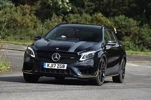 Mercedes 45 Amg : mercedes amg gla 45 yellow night edition 2017 review auto express ~ Maxctalentgroup.com Avis de Voitures