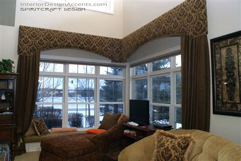 Window Treatments by Cornice Window Treatments With Drapery Panels Interior