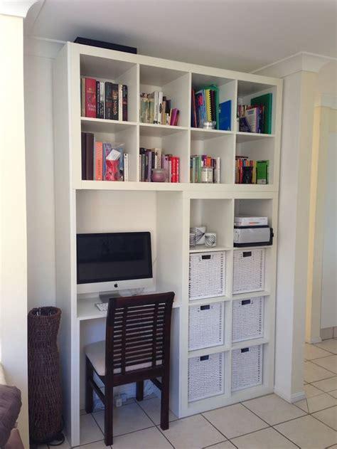 etagere bureau ikea l 39 étagère ikea kallax avec 8 casiers les p 39 mots