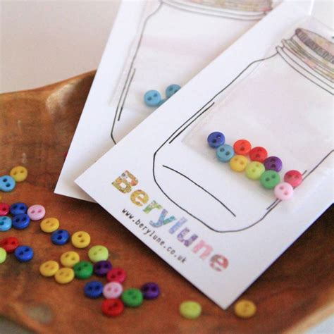 Pack Of 12 Tiny Buttons By Berylune Notonthehighstreetcom
