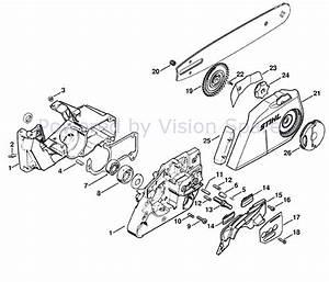 Stihl Ms310 Parts Diagram