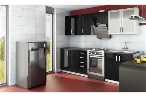 cuisine complete electromenager inclus cuisine d angle équipée pas cher cuisine en image