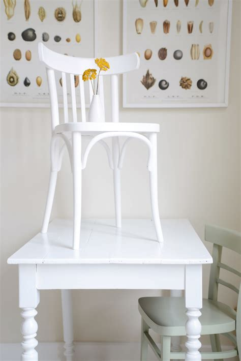 comment peindre une chaise dille kamille les indispensables en cuisine