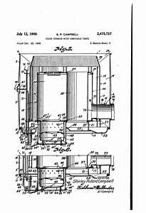 Patent Us2475737