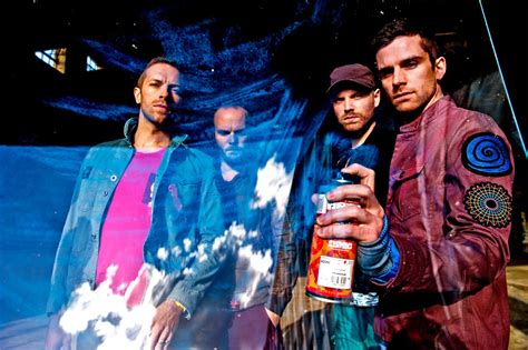 Coldplay Band Wallpaper Wallpaper