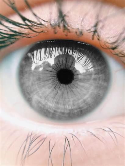 Eyes Cool Pretty Eye Gray Makeup Aesthetic