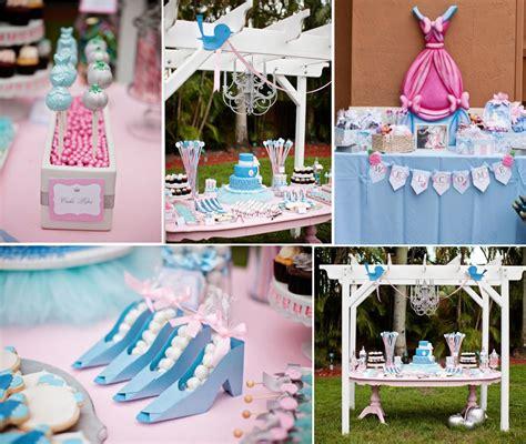 karas party ideas disney princess cinderella girl st