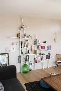 Etagere Murale Moderne : l tag re biblioth que comment choisir le bon design ~ Teatrodelosmanantiales.com Idées de Décoration