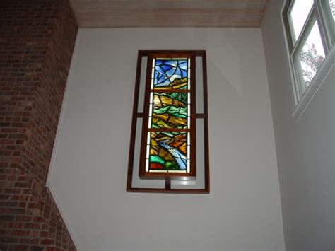 stained glass light box light box with stained glass panels albert p hall iv