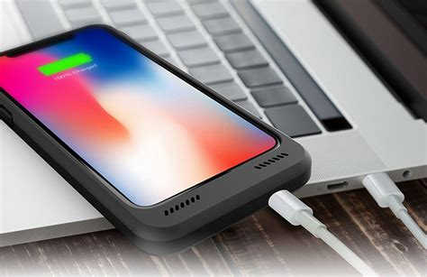 best iphone battery best iphone x battery cases add juice to your