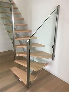Stahltreppe Mit Holzstufen : treppen spirig metalltechnik ~ Orissabook.com Haus und Dekorationen