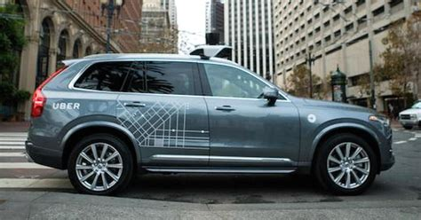 Uber Selfdriving Cars Hit San Francisco Streets, But Good