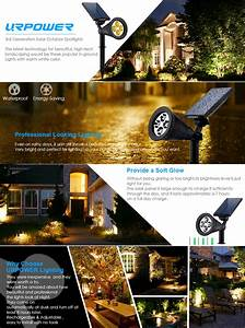Urpower Solar Lights 2